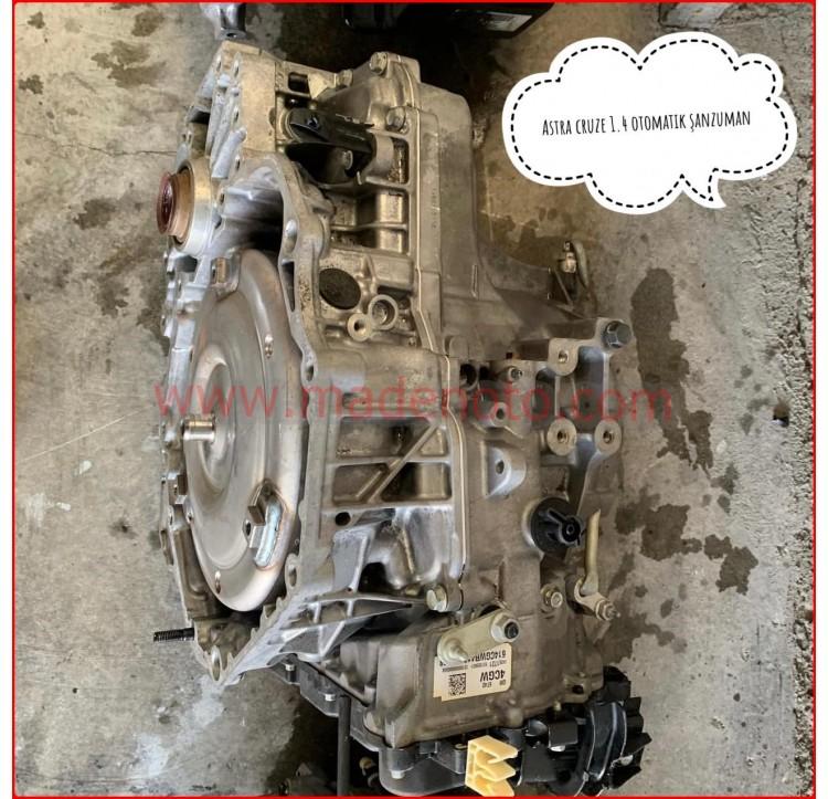 Opel Astra H 1.4 Otomatik Şanzıman