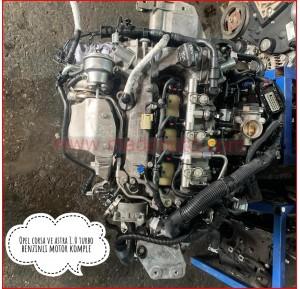 Opel Corsa 1.0 Benzinli Turbo Motor