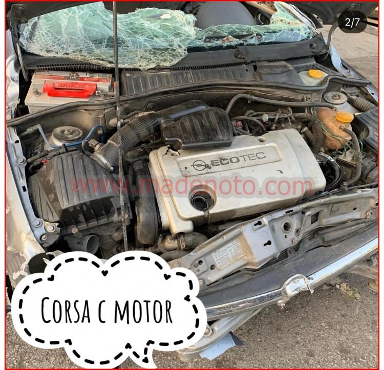 Opel Corsa C Motor