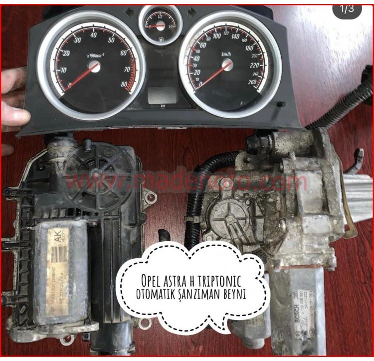 Opel Astra H Triptonic Otomatik Şanzıman Beyni