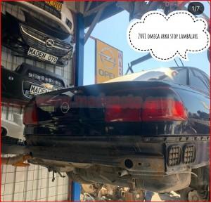Opel Omega Stop Camı