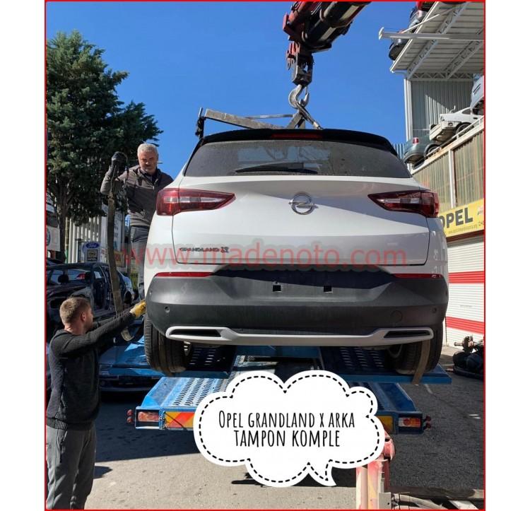 Opel Grandland Çıkma Tampon