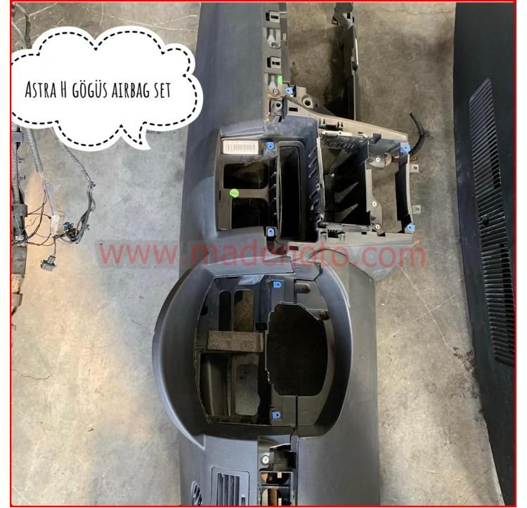 Opel Astra H Göğüs Airbag Set