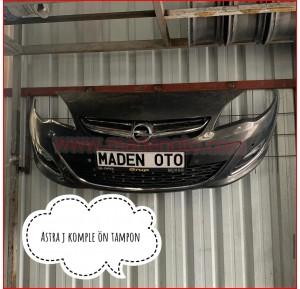 Opel Astra J Çıkma Ön Tampon