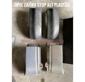 Opel Zafira Stop Alt Plastiği
