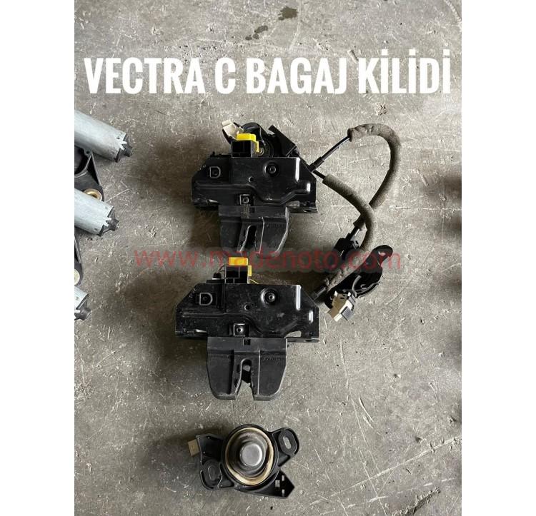 Opel Vectra C Bagaj Kilidi