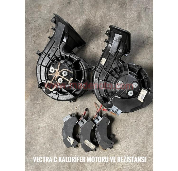 Opel Vectra C Kalorifer Motoru Ve Rezidansı