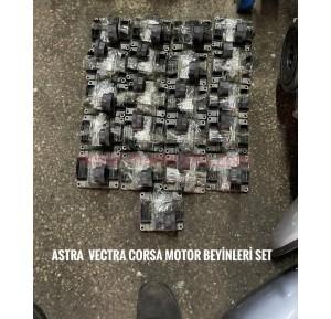Opel Astra Vectra Corsa Motor Beyni