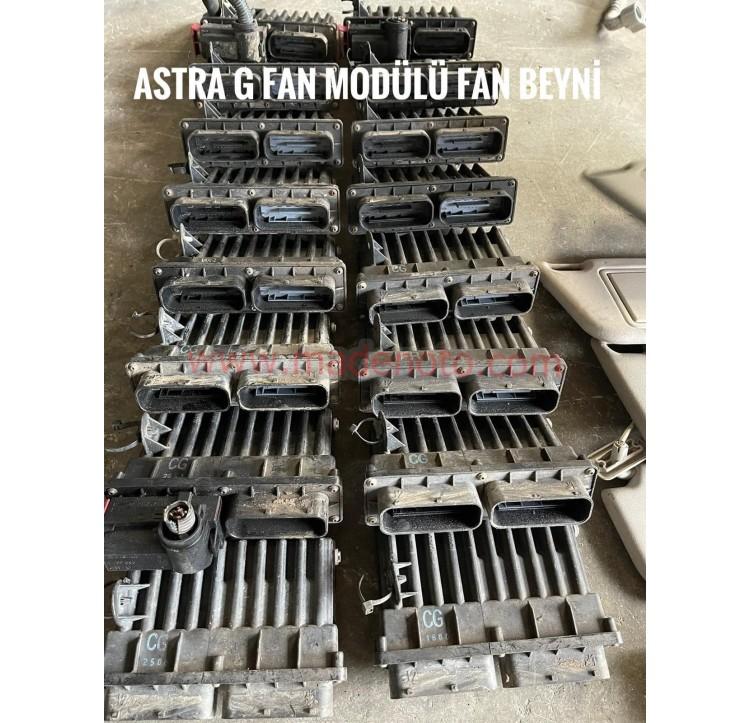 Opel Astra G Fan Modülü Fan Beyni