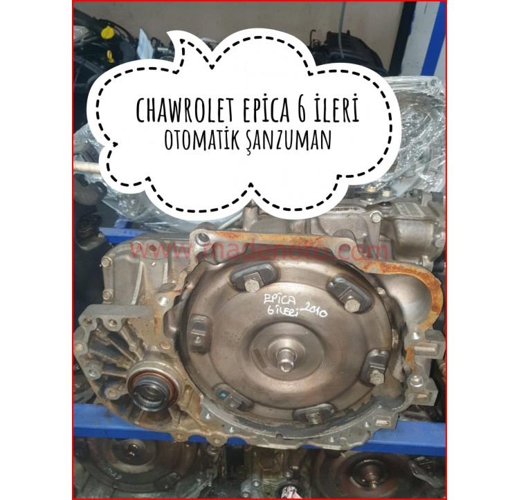 Chevrolet Epica 6 ileri Otomatik Şanzıman