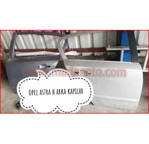 Opel Astra H Arka Kapı