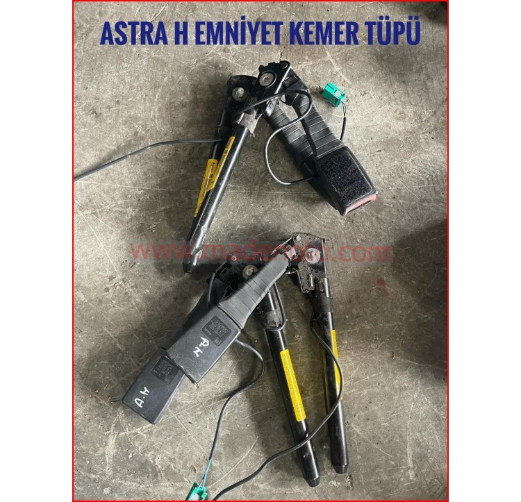 Opel Astra H Emniyet Kemer Tüpü