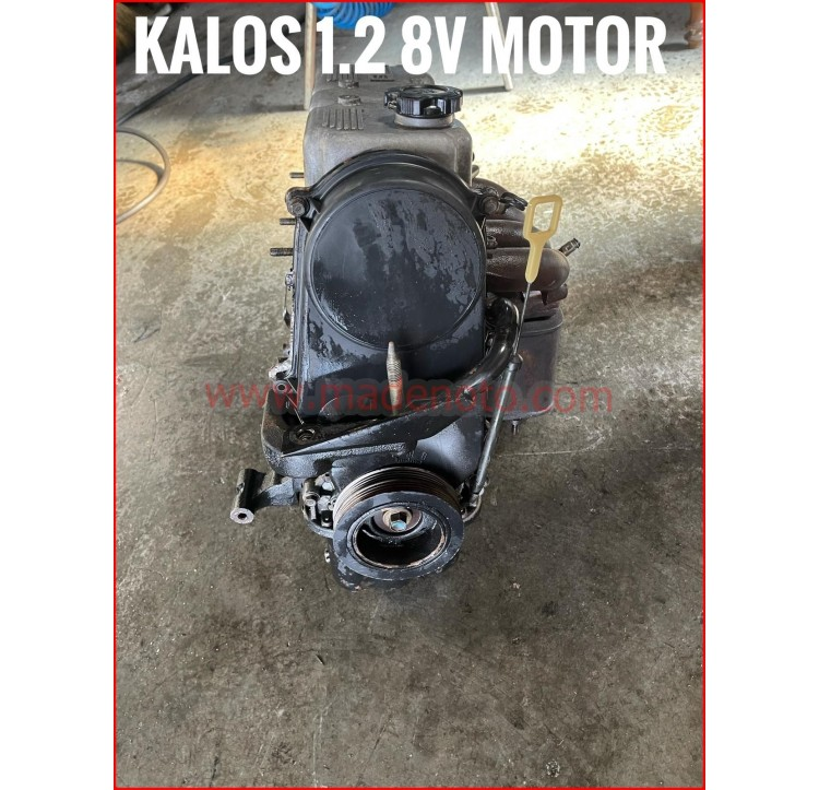 Chevrolet Kalos 1.2 8V Motor