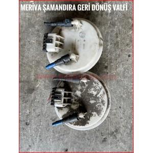 Opel Meriva Depo Şamandıra Pompa Deri Dönüş Valfi