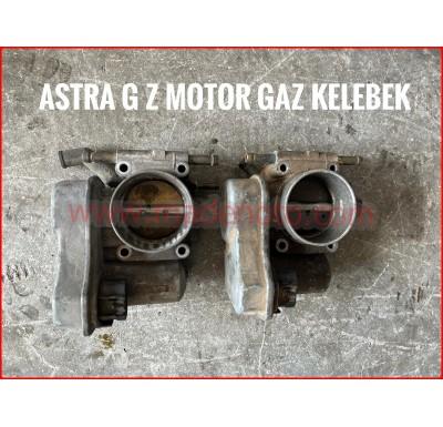 Opel Astra G Gaz Boğaz Kelebeği