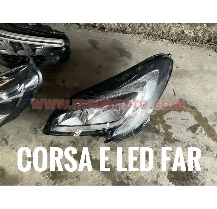 Opel Corsa E Led Far