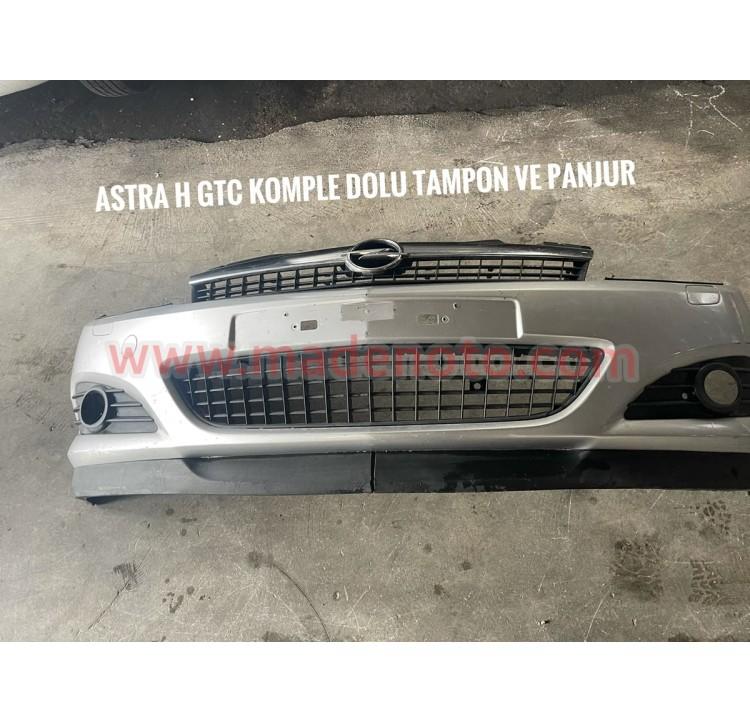 Opel Astra H GTC Ön Tampon Panjur