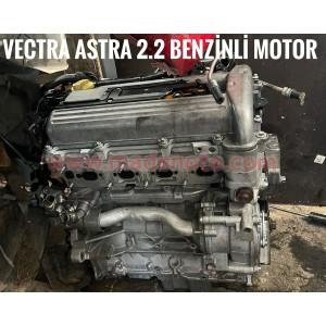 Opel Vectra C 2.2 Komple Motor