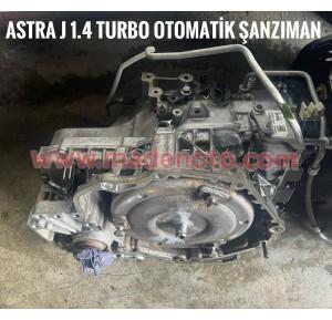 Opel Astra J 1.4 Turbo Otomatik Şanzıman