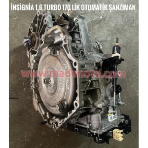 Opel Insignia 170 lik Benzinli Çıkma Otomatik Şanzıman