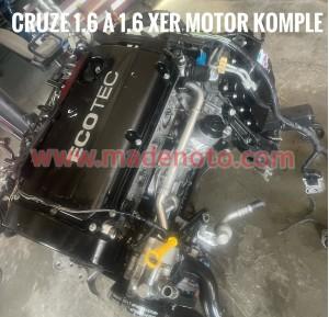 Chevrolet Cruze A 1.6 XER Motor